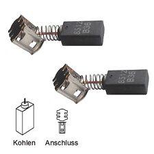 Kohlebürsten für Hilti Bohrhammer TE 1, TE 5, TE 10, TM 8 - 5 x 8 x 15 mm (2087)