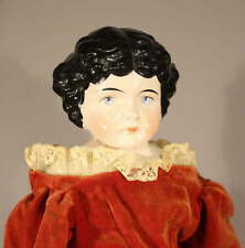 Antique China Doll By Kling