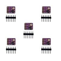 5Pcs GY-SHT31-D Humidity Temperature Sensor Module Breakout Board for Arduino
