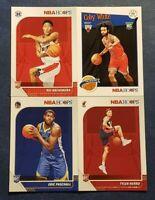 2019-20 Panini NBA Hoops Rookie Base Tribute Pick Your Card Herro Hachimura