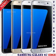 "Samsung Galaxy S7 EDGE G935V GSM & CDMA Unlocked (32GB) 5.5"" HD 12MP A/B Stock"