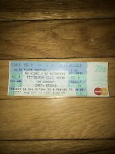 Garth Brooks Concert Ticket Pittsburgh Civic Arena 1997