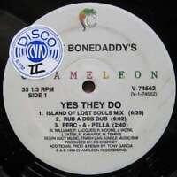 "The Bonedaddy's - Yes They Do (12"") Vinyl Schallplatte - 55507"