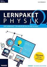 Lernpaket Physik Von FRANZIS
