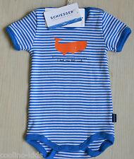 SCHIESSER UNTERWÄSCHE BOYS BABY BODY  1/2 ARM NEU Gr. 74 / 7 M