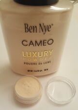 Ben Nye Cameo Powder Luxury Contour Highlight 3g Jar Sample Kim Authentic