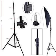 Photography Studio Light Flash Speedlight Umbrella Stand Holder Bracket Tripod