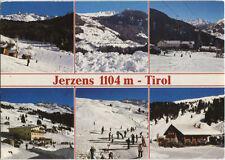 Alte Postkarte - Jerzens 1104 m - Tirol