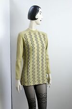 Pullover Strickpullover Minikleid True Vintage 70er NOS ungetragen OvP