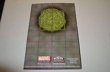 Marvel Heroclix What If? Avengers Unity Rooftop & Arthur's Castle Maps