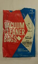 Home Care Disposable Vacuum Cleaner Bags for Electrolux Canisters - bag S-22