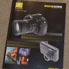 Nikon D3 D300 D200 D80 D60 D40X D40 AF Nikkor SB800 SB600 SB400  many Coolpix