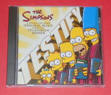 The Simpsons - Original Music from the TV Series -- CD / Soundtrack