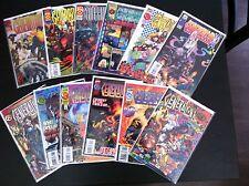Generation X Set #1 - 11, '95 Annual  - Marvel NM/M