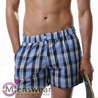 Gr. L Herren Badehose Badeshorts Bermuda Badeshorts Kurze Hose Shorts XUBA Blau
