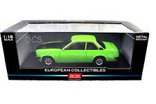 SUN STAR 1975 OPEL ASCONA B SR GREEN 1/18 DIECAST CAR STORE