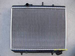 NEW RADIATOR FOR MERCEDES MB100/140D SUPER H/DUTY 40MM CORE (CHECK HEIGHT!)