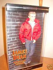 "12"" JAMES DEAN AMERICAN LEGEND DOLL 2000 MATTEL"