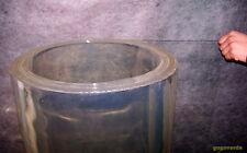 ROTOLO 20 MTL STRISCIA PVC FLESSIBILE TRASPARENTE NO FTALATI H CM 120 SPESS MM 2