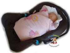 Sacos de dormir de cuna color principal rosa