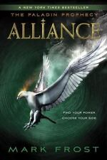 Alliance The Paladin Prophecy Series Book 2 by Mark Frost Paperback PB NEW