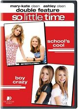 Mary Kate & Ashley So Little Time V1: School's DVD