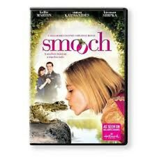 Smooch dvd , Romantic Comedy , Kellie Martin - Simon Kassianides , New & Sealed