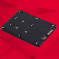 "USB 3.0 SATA Mini e mSATA SSD to 2.5"" SATA3 Adapter card With Case"
