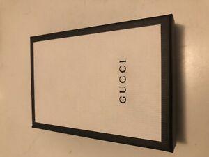 NWT Gucci 547793 NY Yankees Brown Gucci Bi fold Wallet Card Holder Case