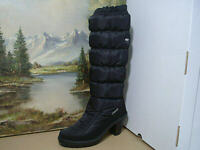 Lackner Stiefel Boots Winter Damenschuhe schwarz 36-42 7702 Neu16