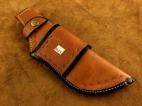 Handmade Leather Sheath for Custom Knife-Knife Sheath Cover Pouch- BGS3