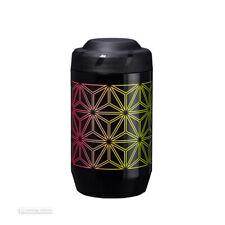 Supacaz ASANOHA STASHER Cycling Accessory Storage Bottle : OIL SLICK 16 oz