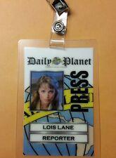 Superman Smallville ID Badge - Lois Lane Reporter costume prop cosplay