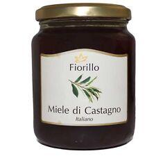 Miele di Castagno calabrese dal colore scuro e dal sapore amaro 500 g