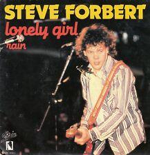 """45 T SP STEVE FORBERT  """"LONELY GIRL"""""""