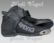 Daytona AC PRO Kurz-Stiefel Größe 43 Titan Schleifer, 5% billiger