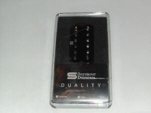 Seymour Duncan Duality 6 String Pickup Neck BLACK  New Warranty