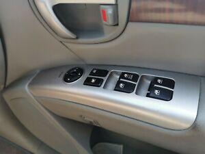 2006 Hyundai Santa Fe Cdx V6 A Drivers Off Side Right Window Wing Mirror Switch