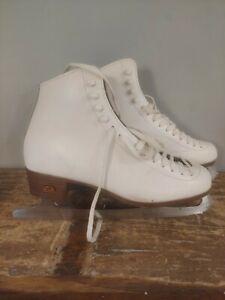 Womens Figure Ice Skates Size 10