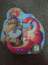 Valliant And Le Dragon 54 Piece Jigsaw Children's