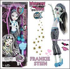 Monster High Dead Tired Frankie Stein Doll Pyjama Night Wear Frankiestein New