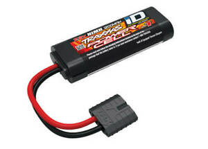Traxxas Series 1 Power Cell 1200mAh 7.2v 2/3A NiMh iD Plug Battery 2925X