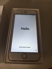 Apple iPhone 6s - 64GB - Rose Gold (Unlocked) White Boxed Working SIM only