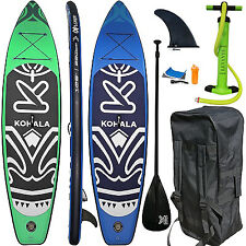 EXPLORER KOHALA 320 SUP Stand Up Paddle Surf Board Paddel ISUP Paddling Aqua