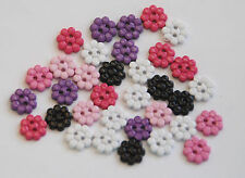 Sweet & Sassy Flower Shape Buttons by Dress It Up / Jesse James / Sew-Thru Style