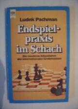 Endspielpraxis im Schach, GM Ludek Pachman, Heyne Verlag 1977