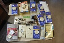 Misc Lot Of Nos Dimmer Switches And Other Electrical