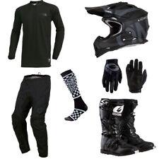 ONeal Element Classic motocross gear - Jersey Pants Gloves Boots Helmet set