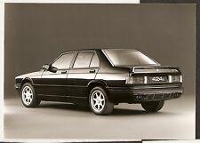 1990 Maserati Biturbo 4.24V originale periodo FACTORY fotografia fotografia