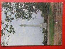 POSTCARD CYPRUS INDIA CALCUTTA - MONUMEN